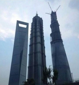 Shanghai_towers